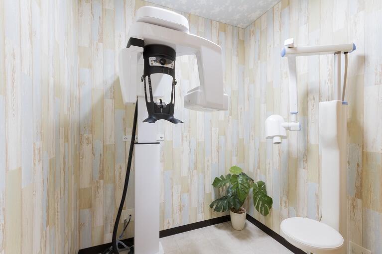 歯科用CT(Computed Tomography)